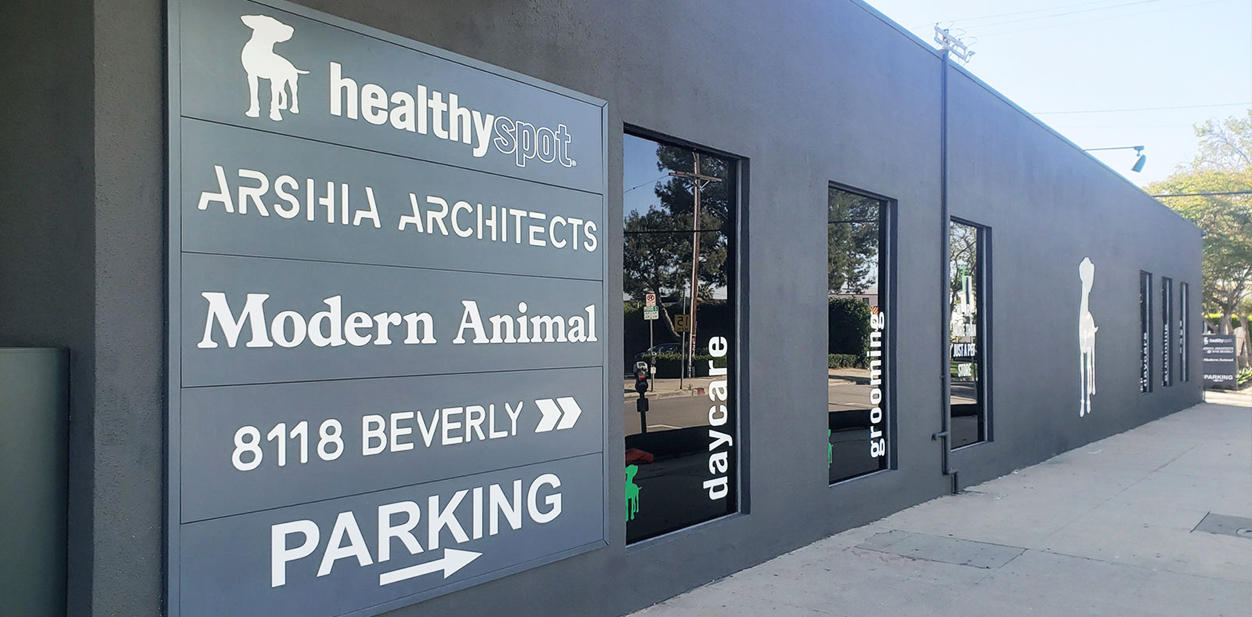 Modern Animal outdoor board for inspiration