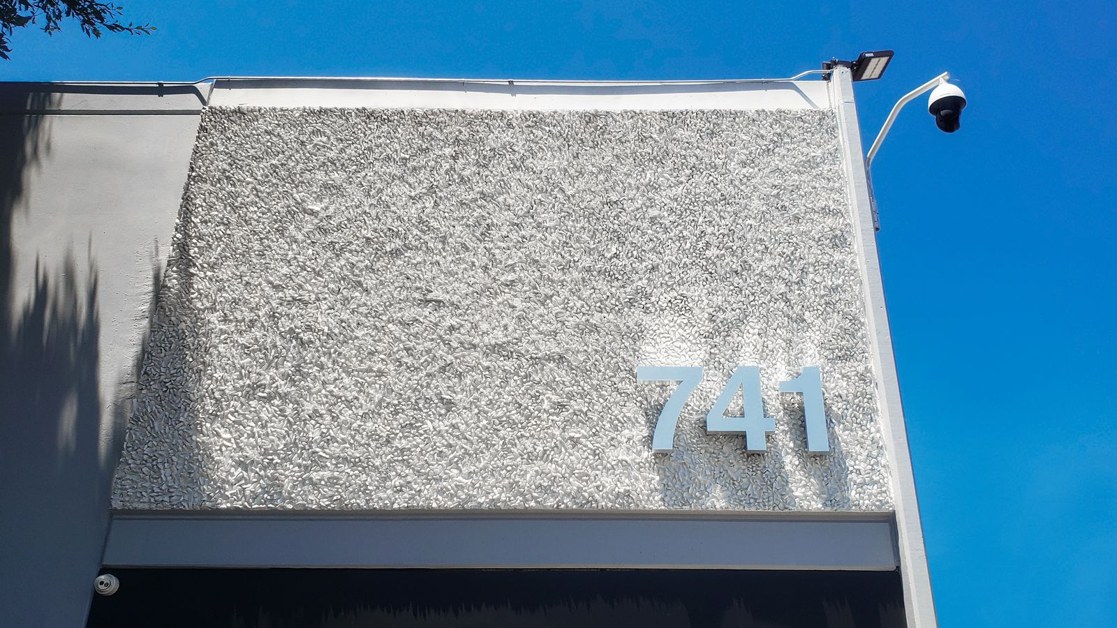 Aluminum 3D numbers
