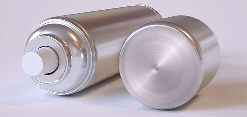3D rendered product design example with sink marks