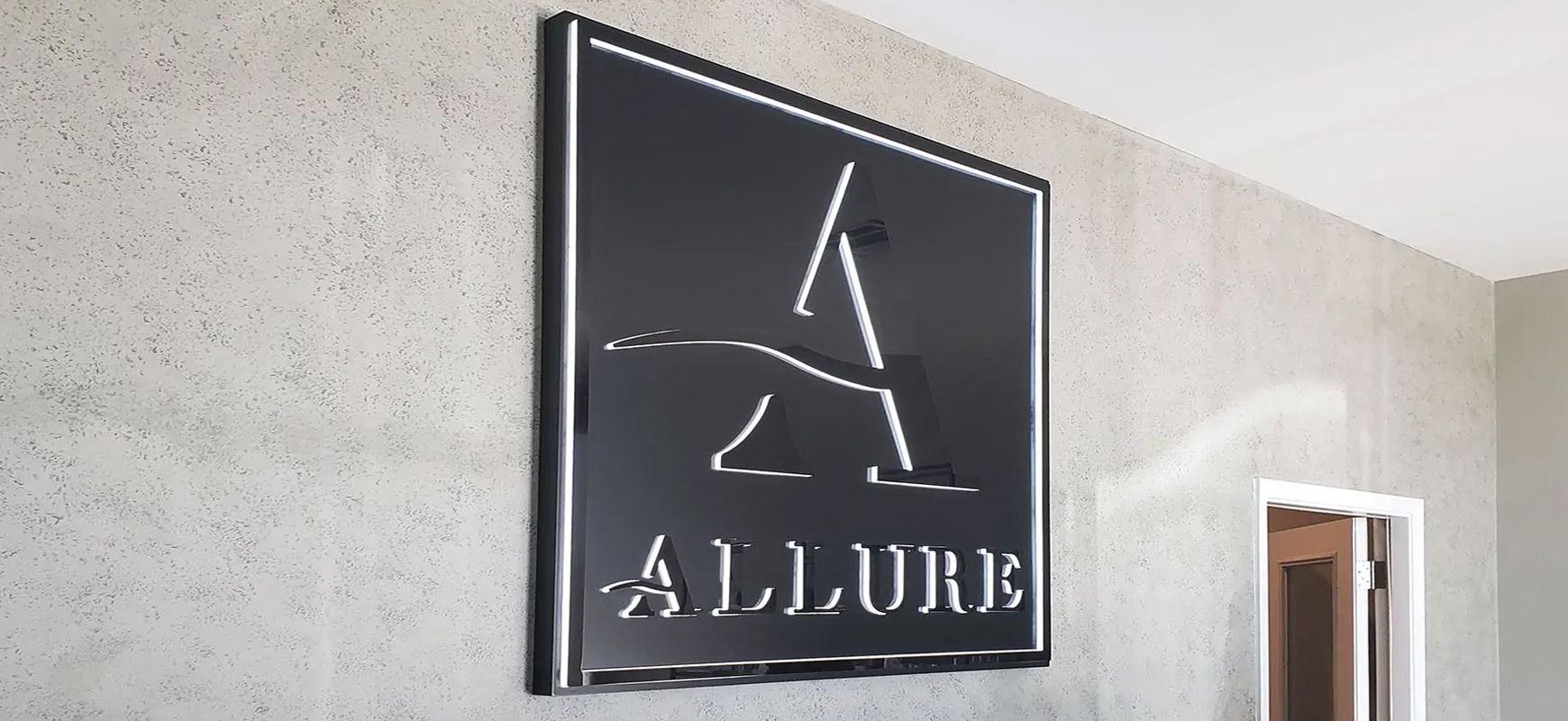 allure-illuminated-office-sign