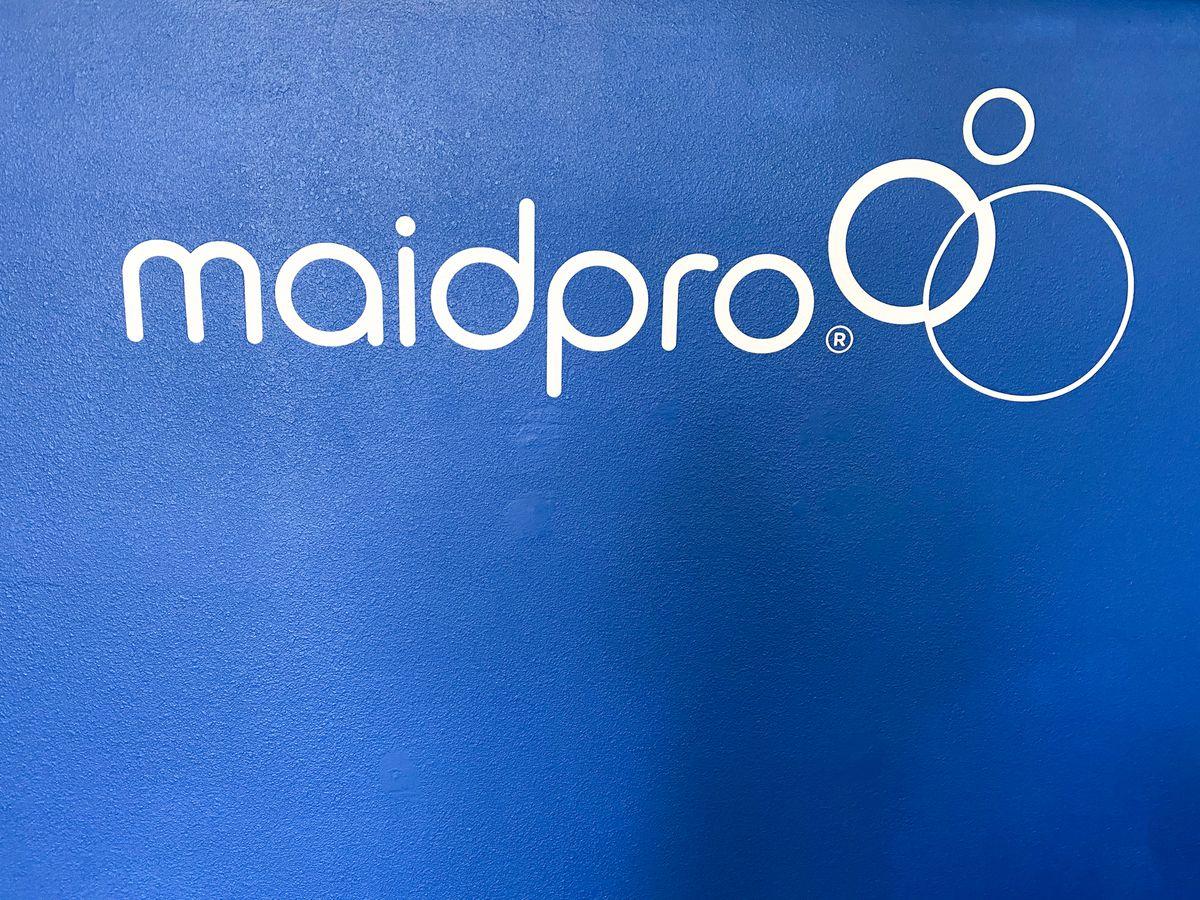 maidpro custom wall decal