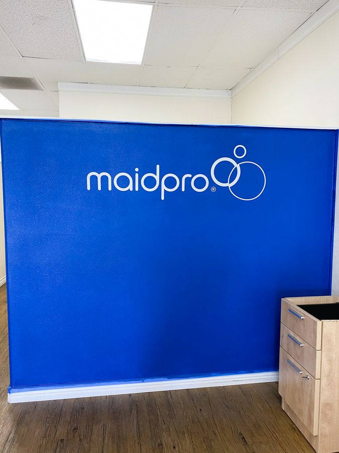 maidpro interior wall decal