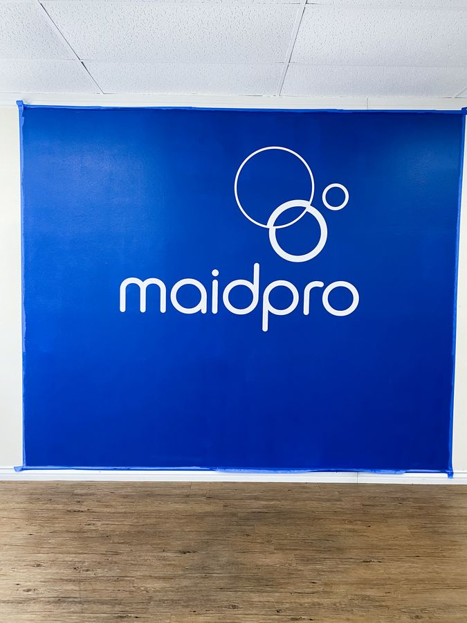 maidpro office wall decal