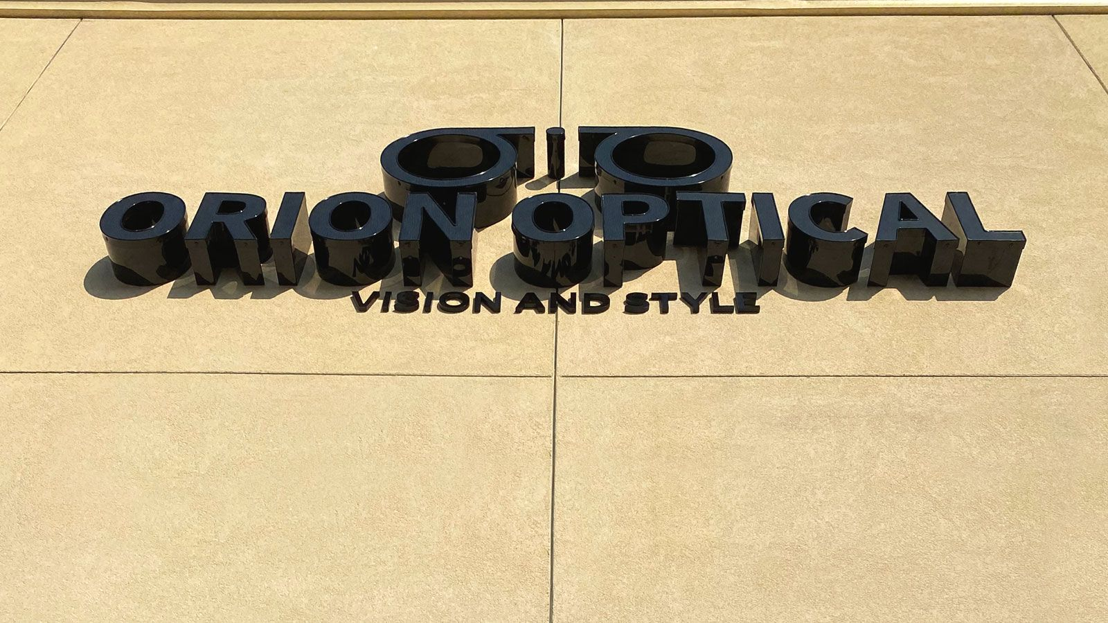 orion optical led letters