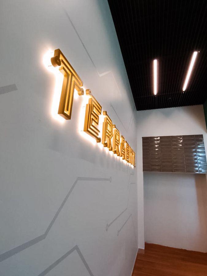 terrabite led letters
