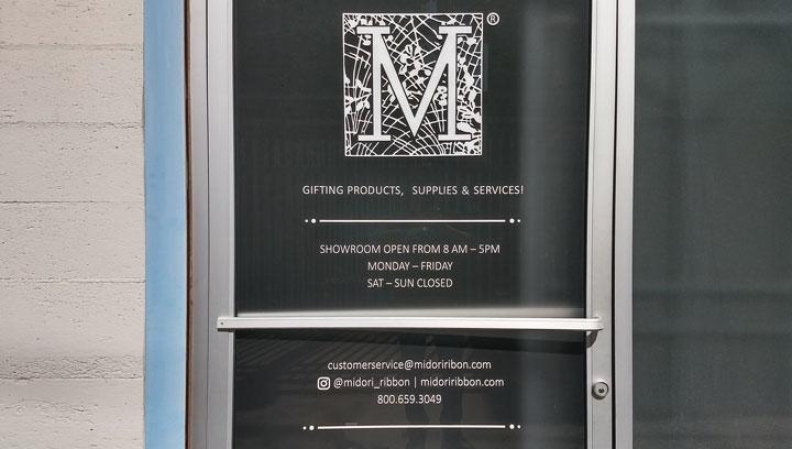 Midori-Ribbon-vinyl-decal