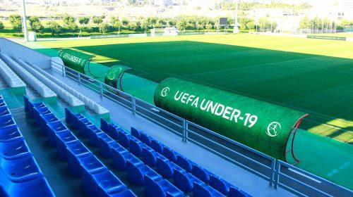 Uefa canopy vinyl banners