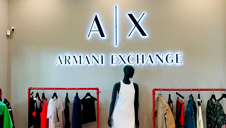 armani-exchange-backlit-letters