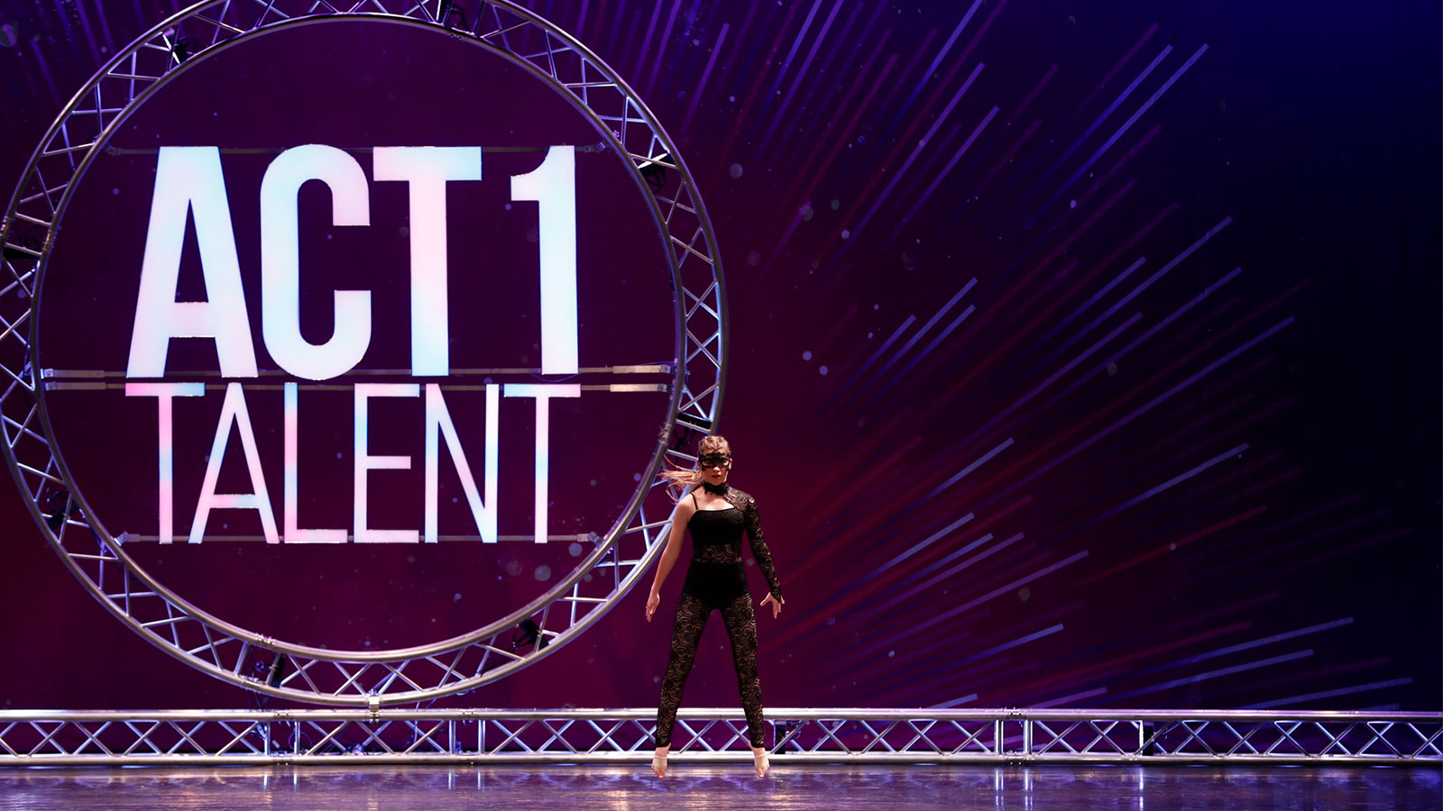 Image showing best branding project for ACT1 Talent