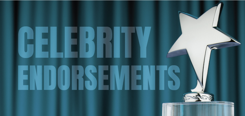 Image showing celebrity endorsement as a corporate branding idea