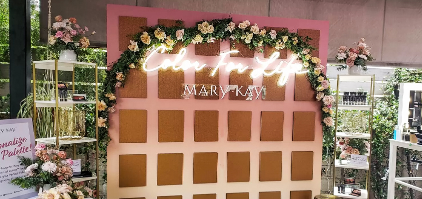 Image about corporate branding design inspiration for 'Mary Key'