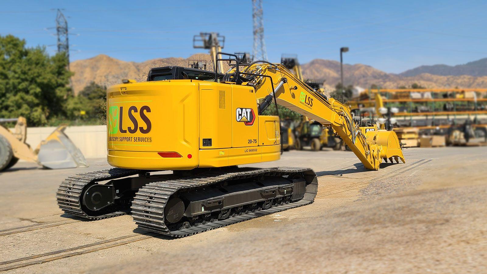 LSS custom truck decals