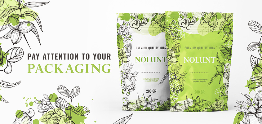 Image showing packaging as a part of corporate branding design ideas