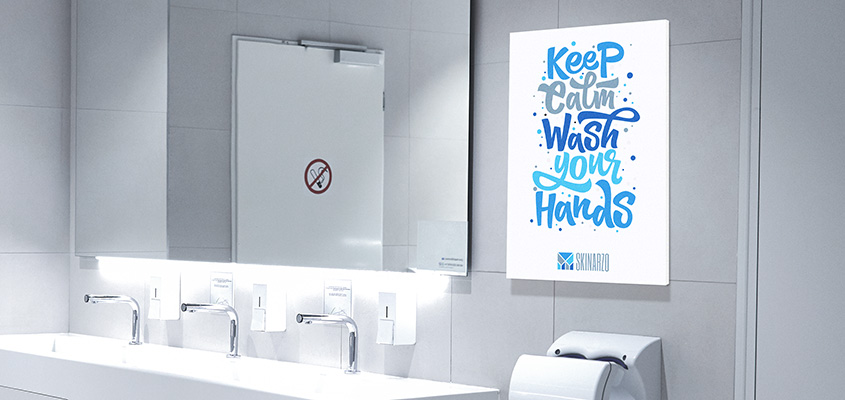 Image showing safety rules as a corporate branding design inspiration