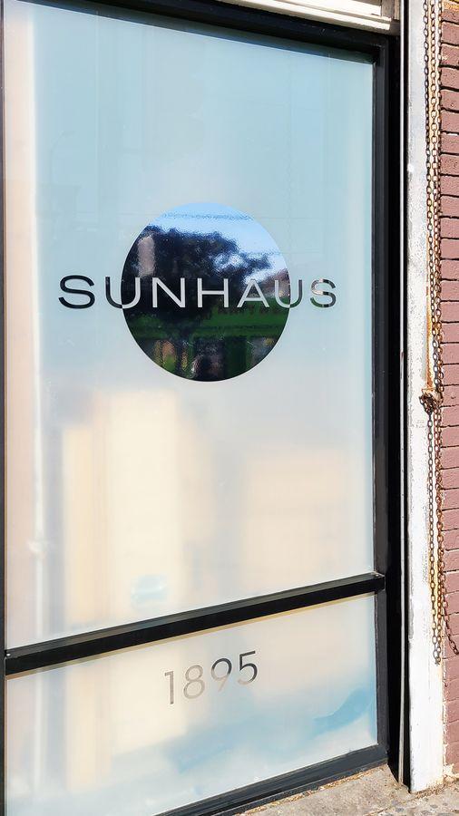 Sunhaus custom decal