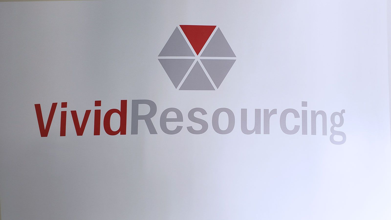 Vivid Resourcing custom decal