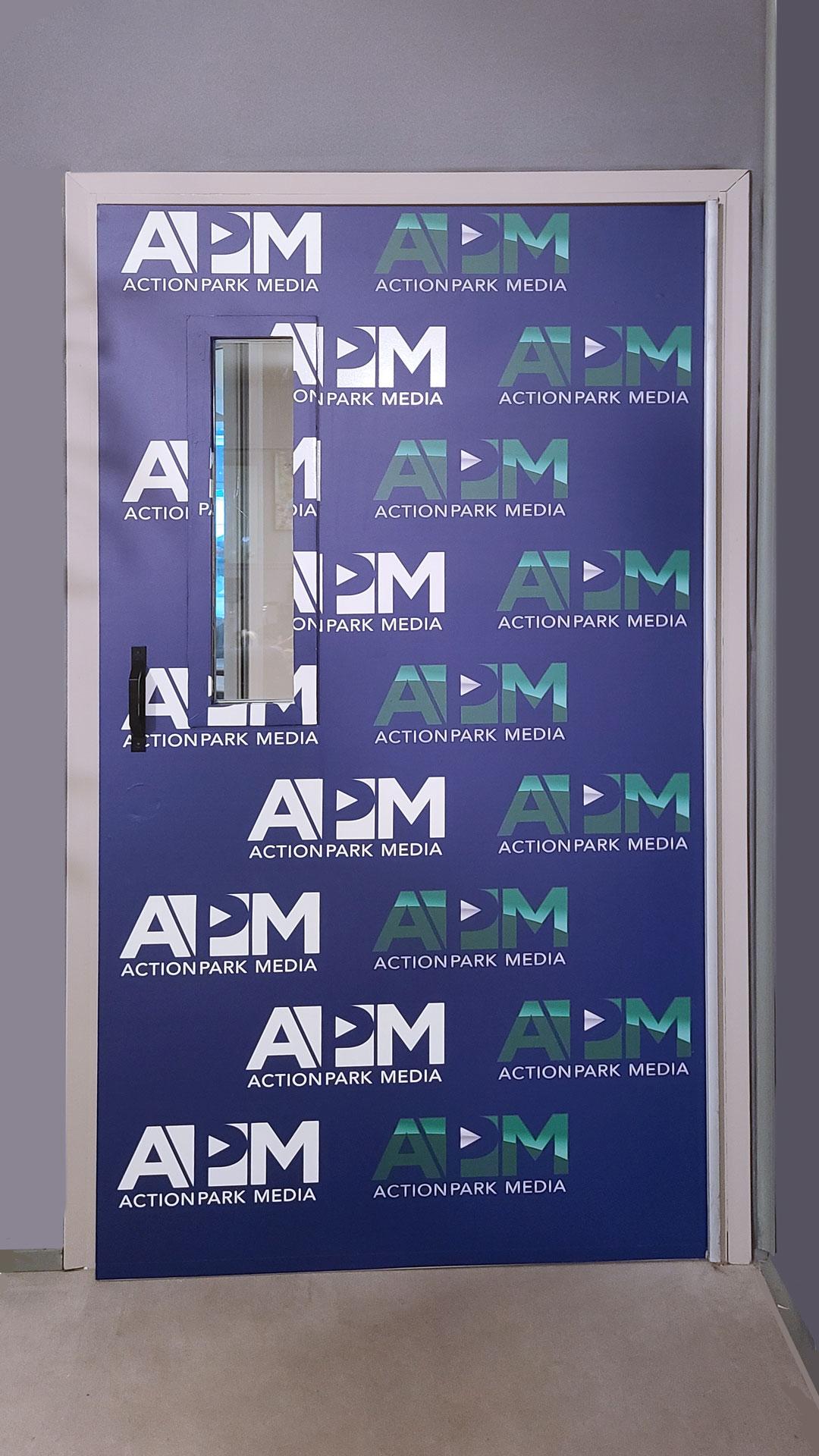 APM custom decal