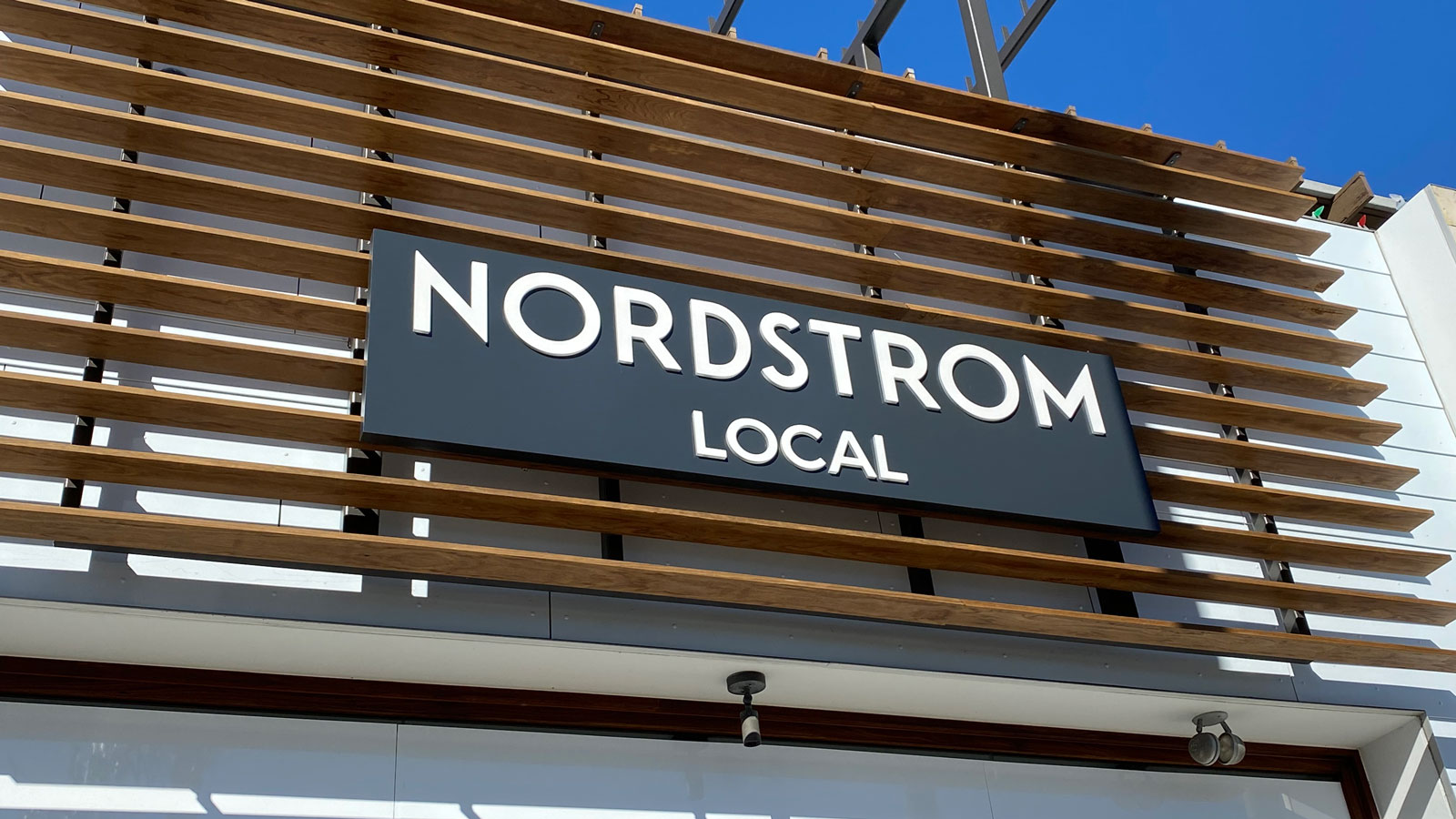 Nordstrom push through letters