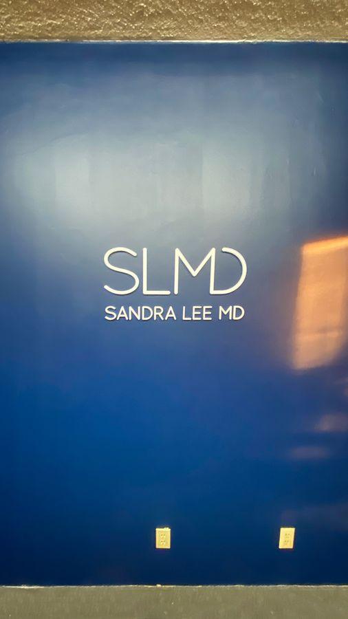 SLMD 3D letters