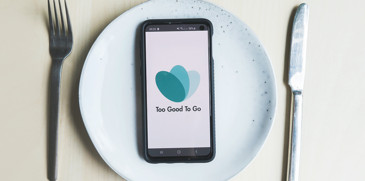 Too Good to Go green campaign app