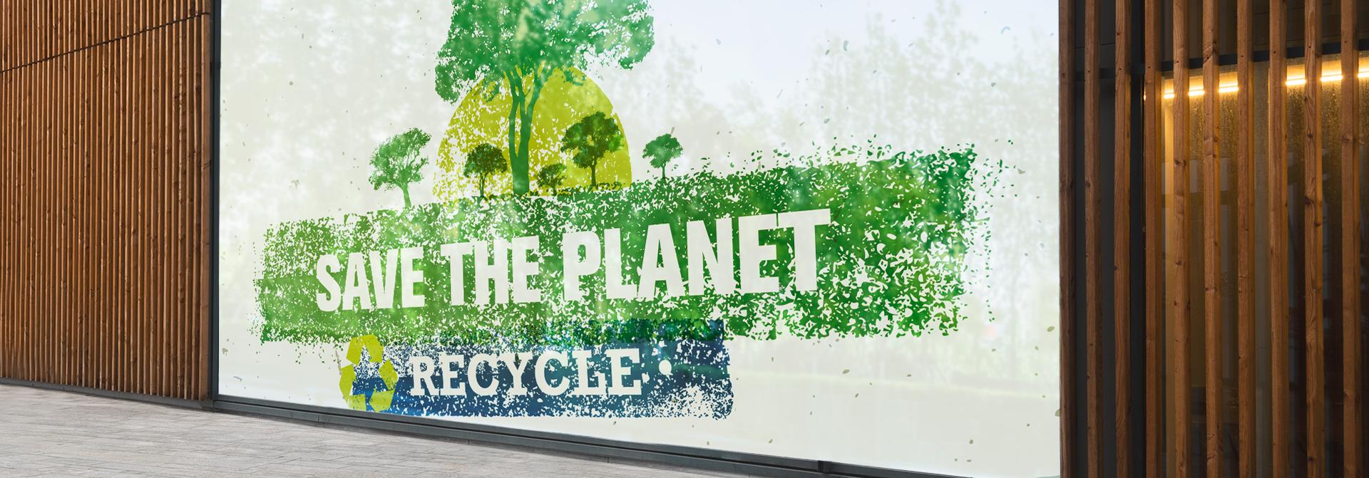 eco friendly business venue