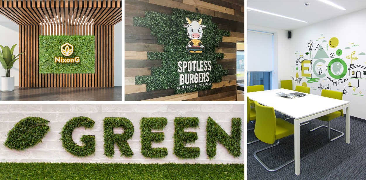 Eco friendly interior design solutions to make your company green