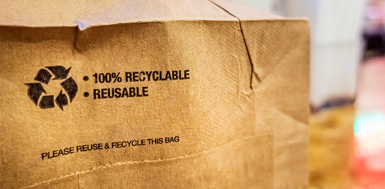Eco packaging as a business green marketing strategy