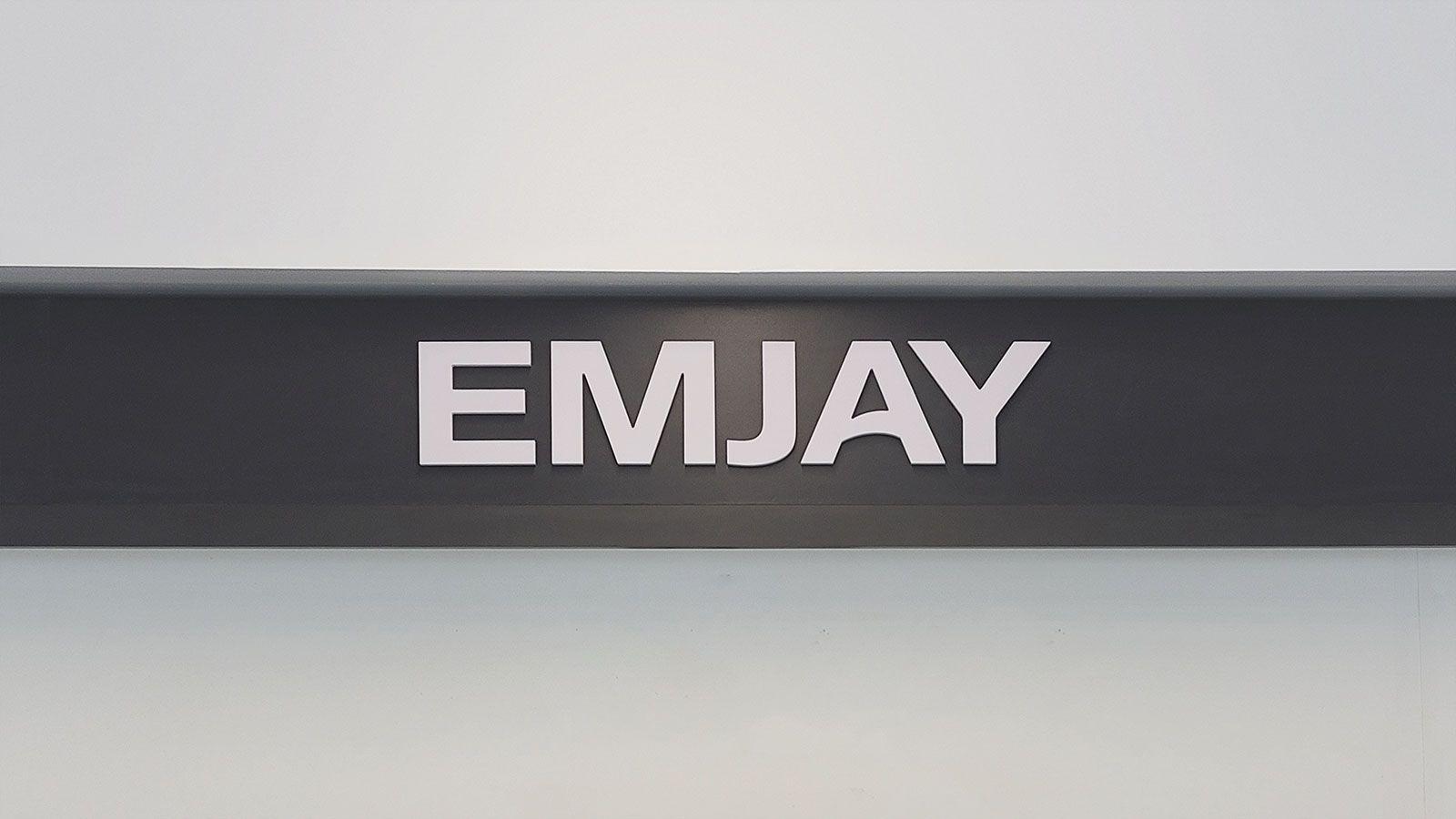 Emjay 3D pvc letters