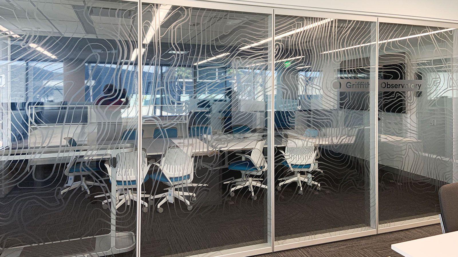 Neutrogena decorative window decals