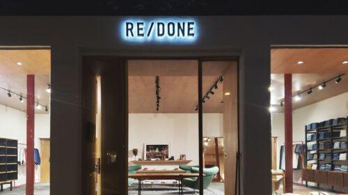 redone reverse channel letters