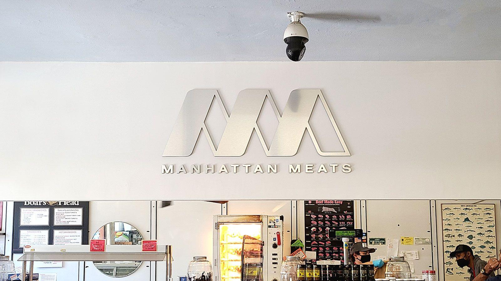 Manhattan meats 3d letters