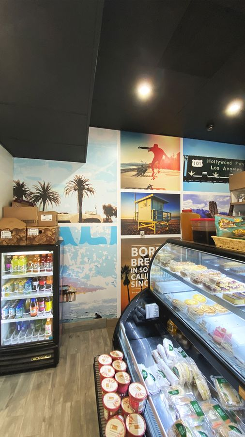 custom store interior decals