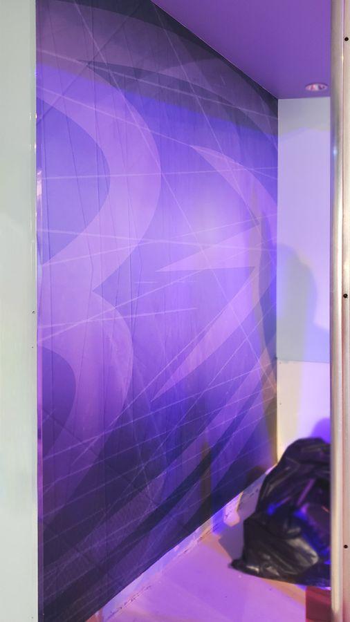 interior decorative wall decal