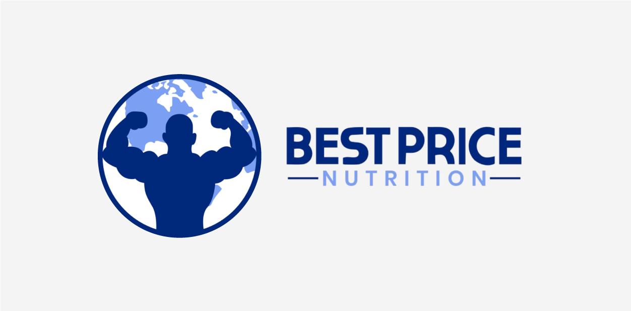 Best Price Nutrition logo font