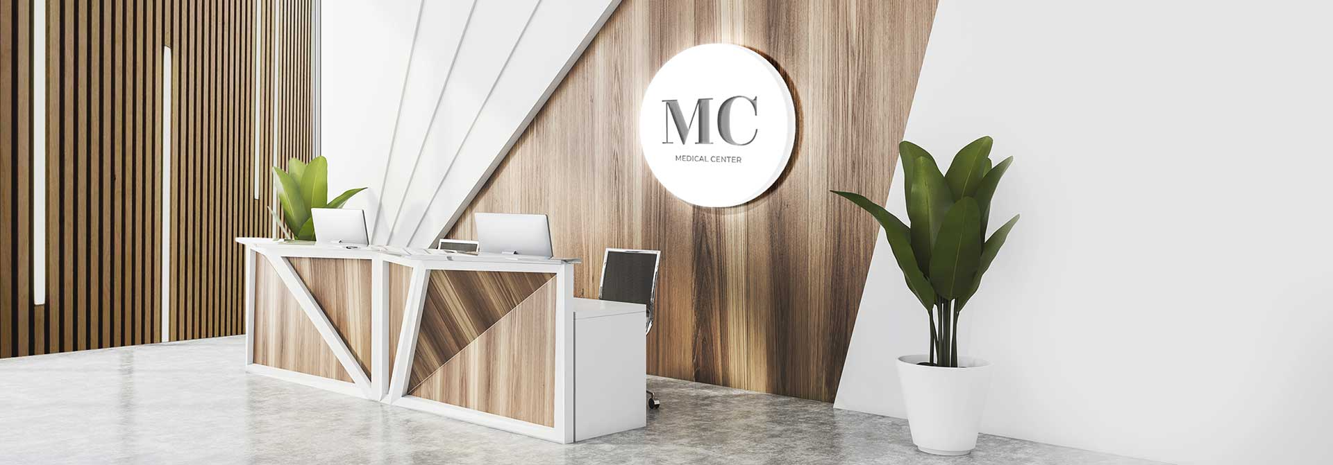 medical office design with modern concepts