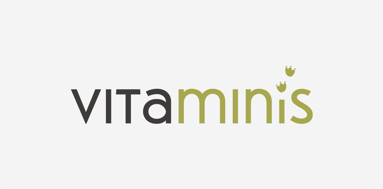 Vitaminis logo font