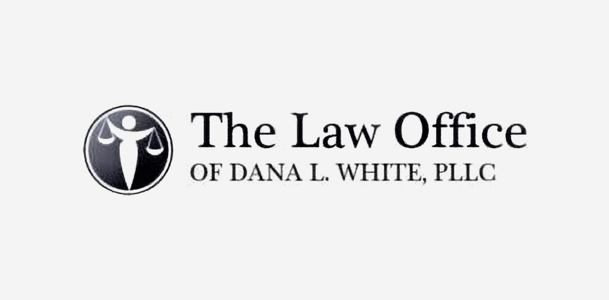 Law Office of Dana L. White, PLLC's logo in a modern style
