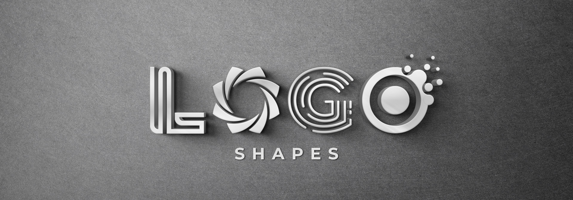 different logo shapes