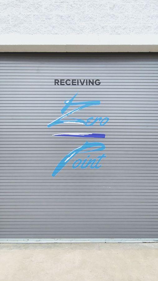 Zero point custom decal
