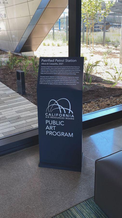public art program custom display