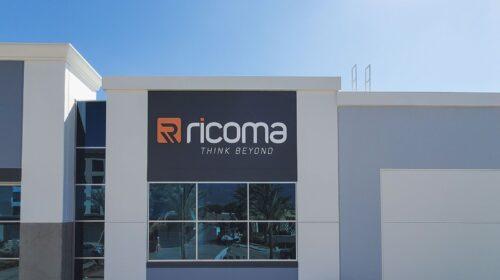 ricoma high rise sign